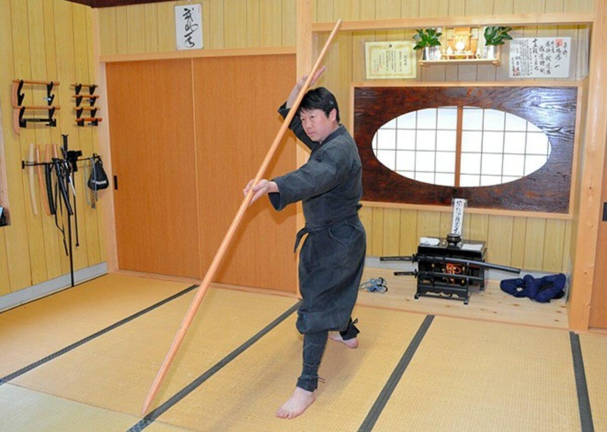 Dünyanın ilk diplomatik ninja ofisi # 4