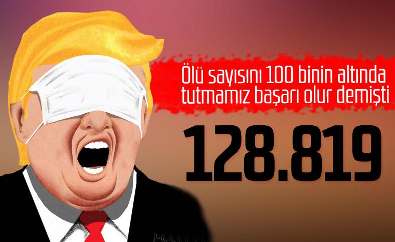 Trump'ın salgın uzmanı: Günlük vaka 100 bini bulabilir