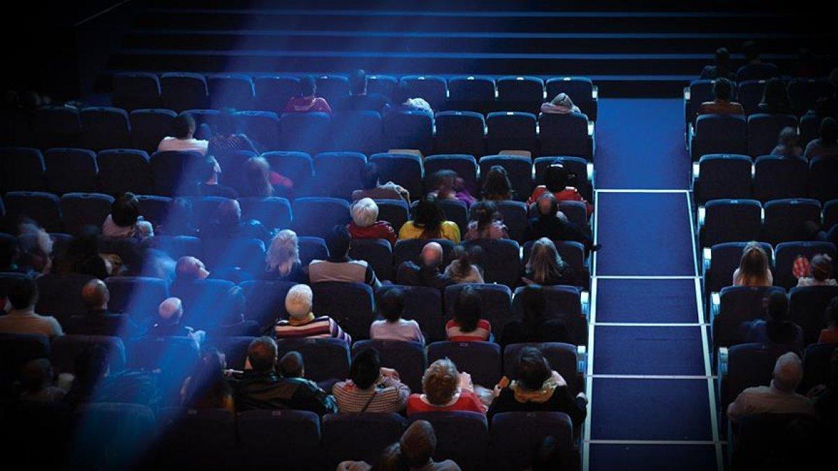 Tiyatro ve sinema salonları açılıyor #3