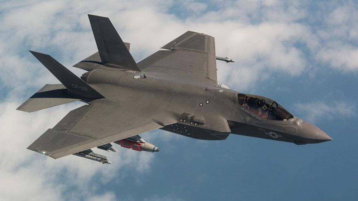 ABD F-35 parçaları için Türk şirketlerle yola devam dedi #3