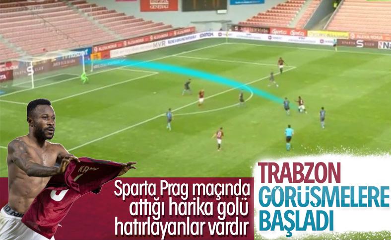 Trabzonspor'dan Kanga girişimi