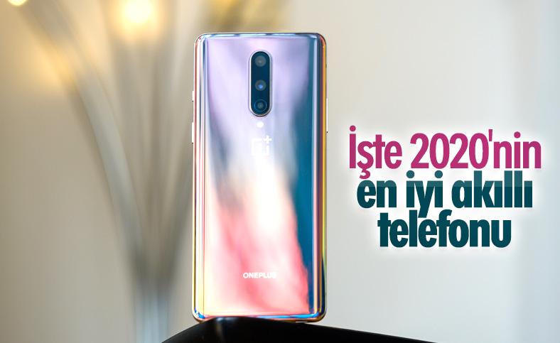 2020'nin en iyi akıllı telefonu belli oldu