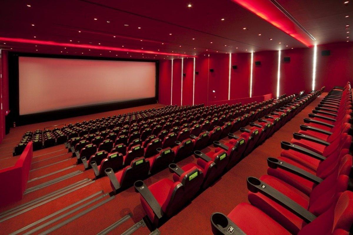 Tiyatro ve sinema salonları açılıyor #2