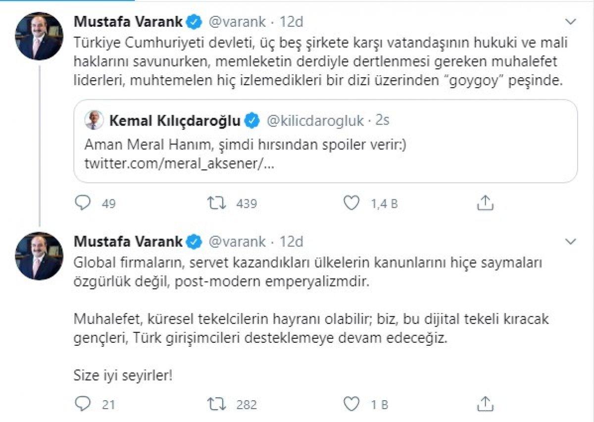 Muhalefet liderlerinden sosyal medya düzenlemesine tepki #5