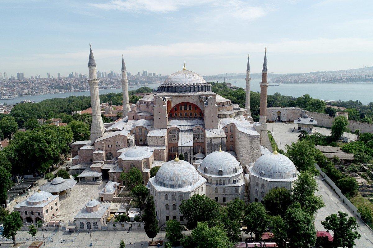 Türk ve yabancı akademisyenlerden Ayasofya için mektup #3