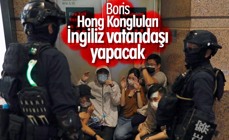 İngiltere, Hong Konglulara vatandaşlık verecek