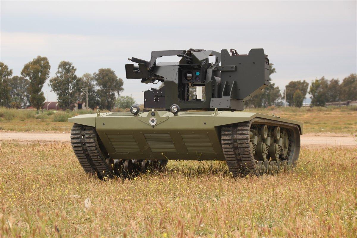İnsansız mini tank, 2021'de TSK envanterine girecek #2