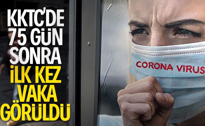 KKTC'de 75 günün ardından ilk koronavirüs vakası çıktı