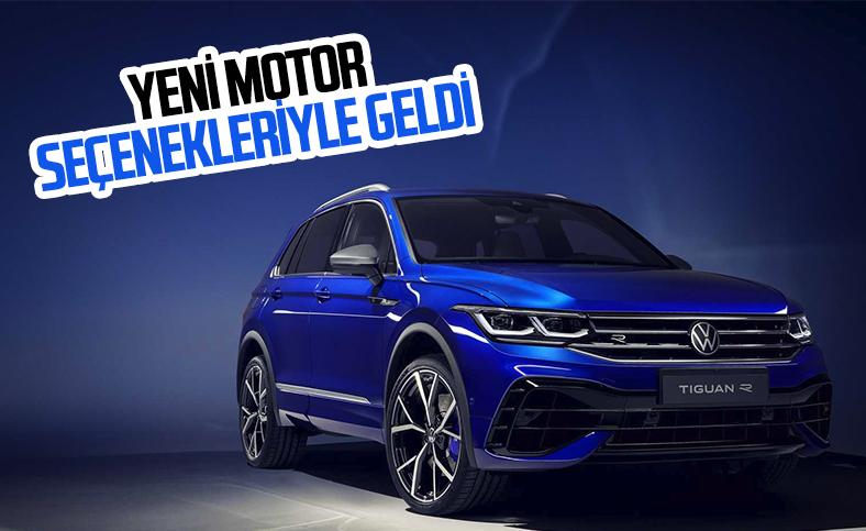 Volkswagen'in popüler SUV modeli Tiguan makyajlandı