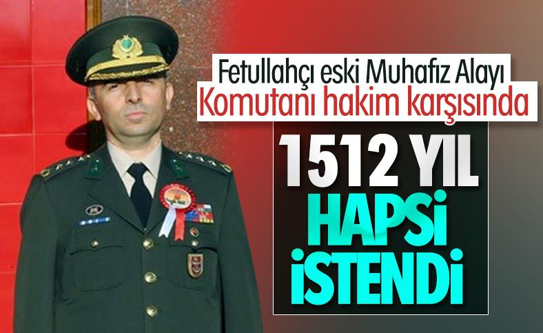 Muhsin Kutsi Barış için 1512 yıl hapis cezası istendi