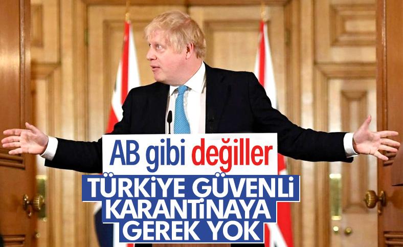 İngiltere'den Türkiye'ye muafiyet