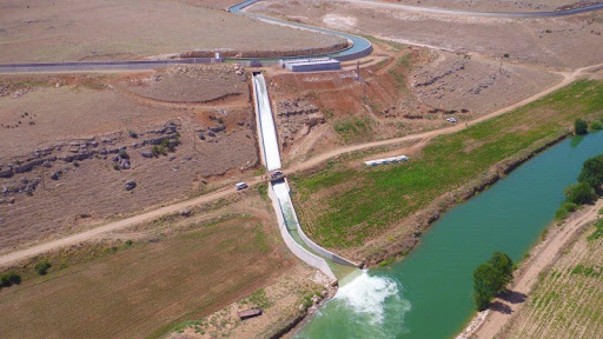 Konya Ovası Sulama Projesi'nin 1. etabı başladı #4