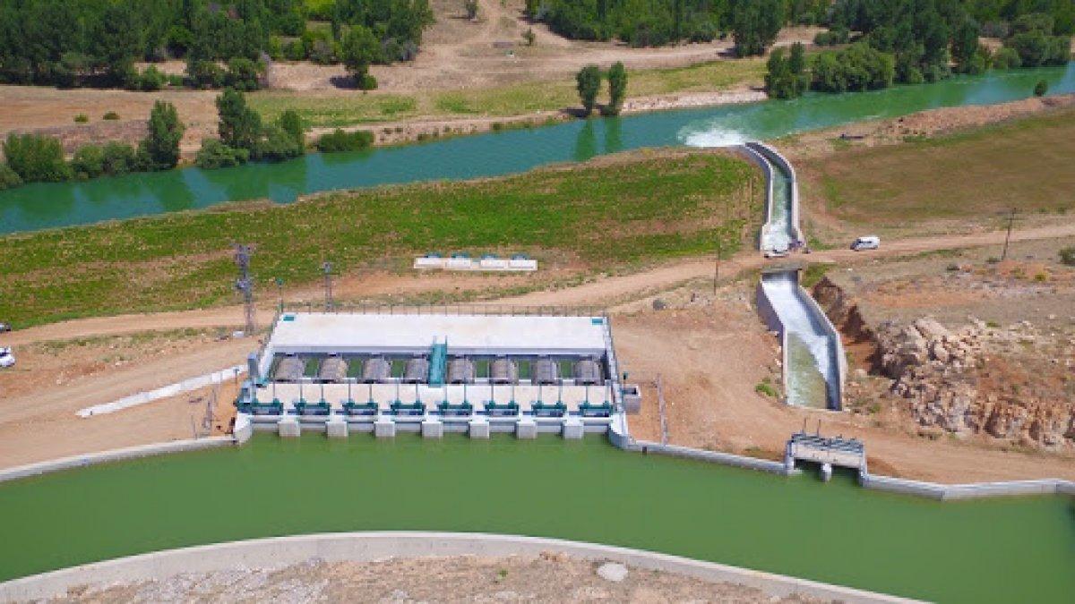 Konya Ovası Sulama Projesi'nin 1. etabı başladı #3