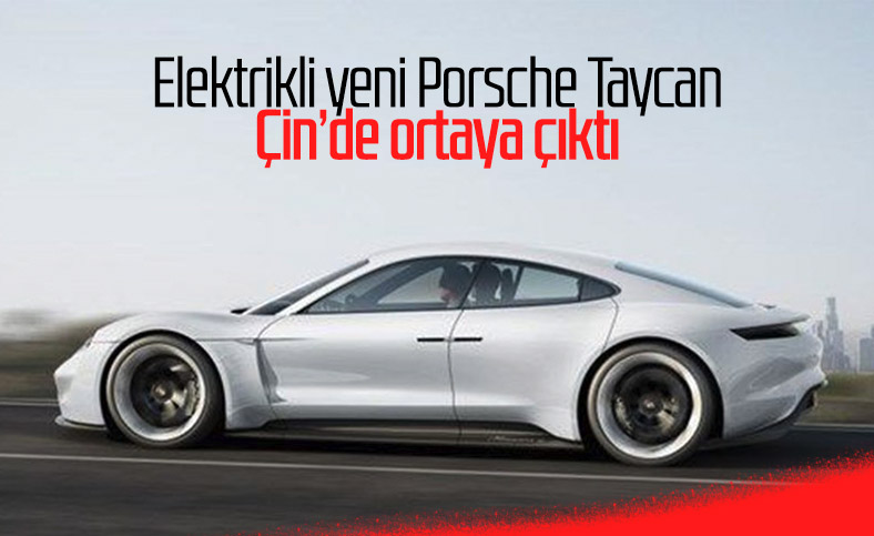 Porsche Taycan'ın ucuz versiyonu tanıtıldı