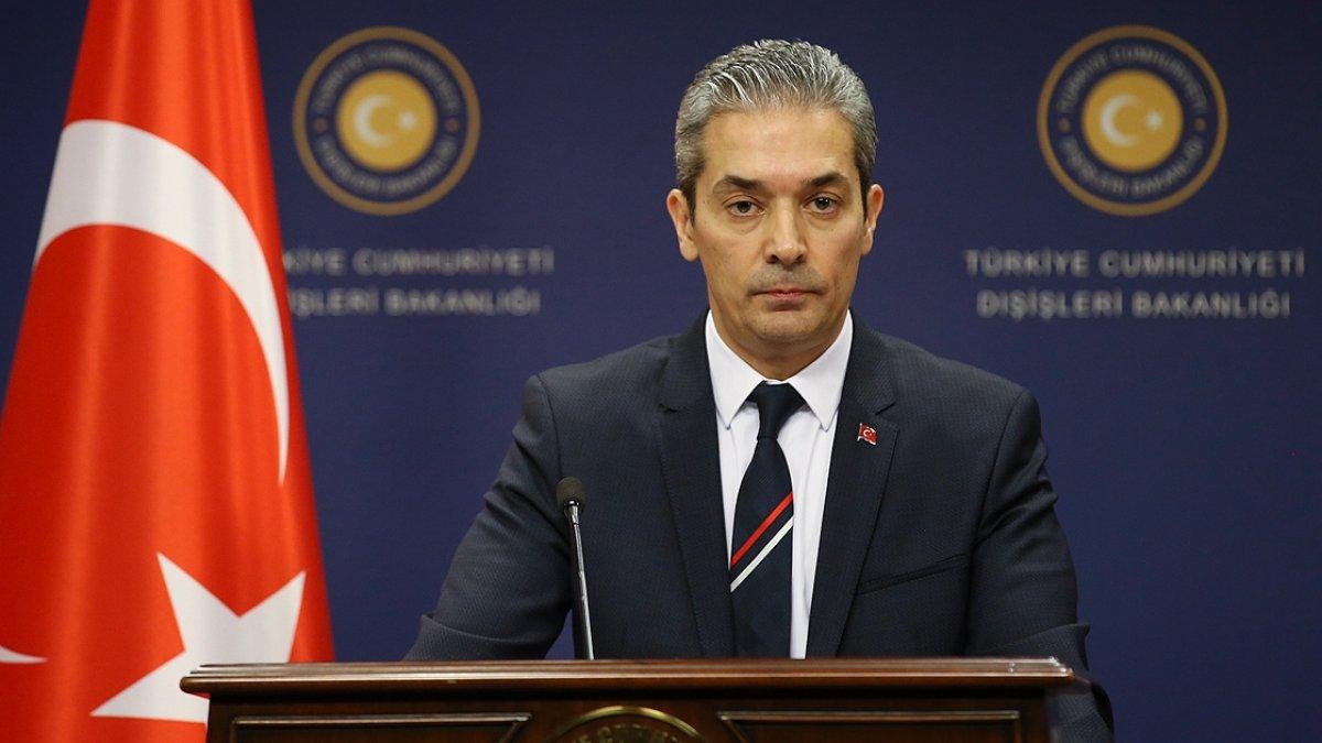 Mısır'ın Pençe operasyonları açıklamasına tepki gecikmedi #2