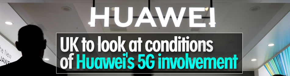 Huawei's UK 5G future comes under question