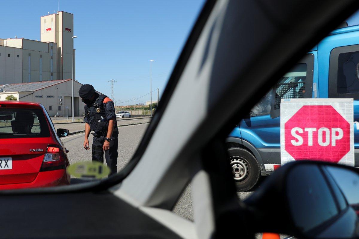 İspanya'da ikinci dalga alarmı: Katalonya'da karantina #6