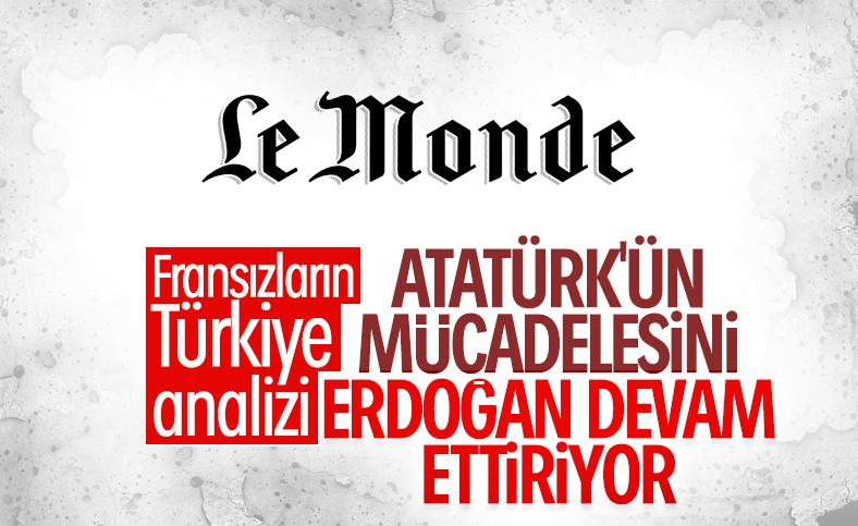Le Monde, Türkiye'nin Doğu Akdeniz'deki rolünü yazdı