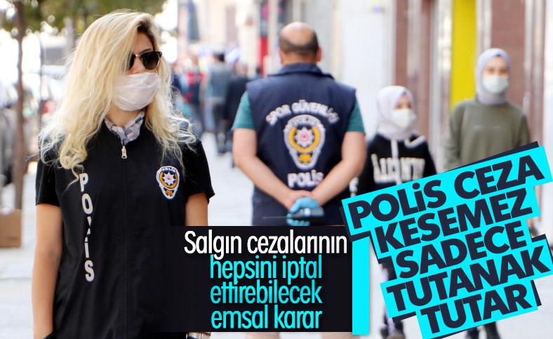Adana'da mahkeme polisin kestiği cezayı geçersiz saydı