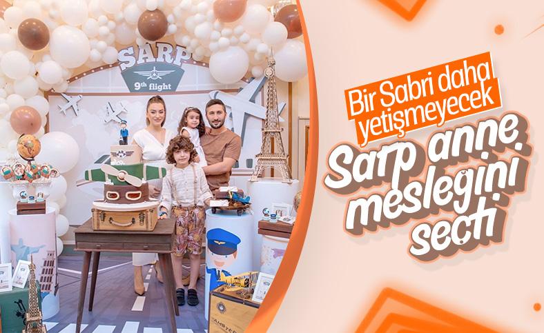 Sabri Sarıoğlu'nun oğlu annesi gibi pilot olmak istiyor