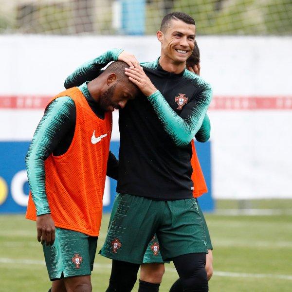 Fernandes: Oynadığım en yetenekli futbolcu Ronaldo değil