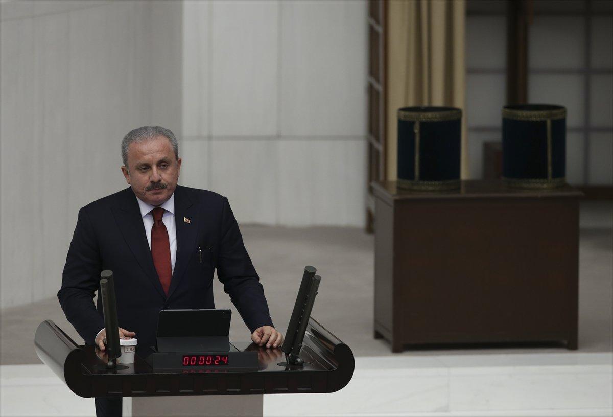 Mustafa Şentop yeniden Meclis Başkanı oldu #3