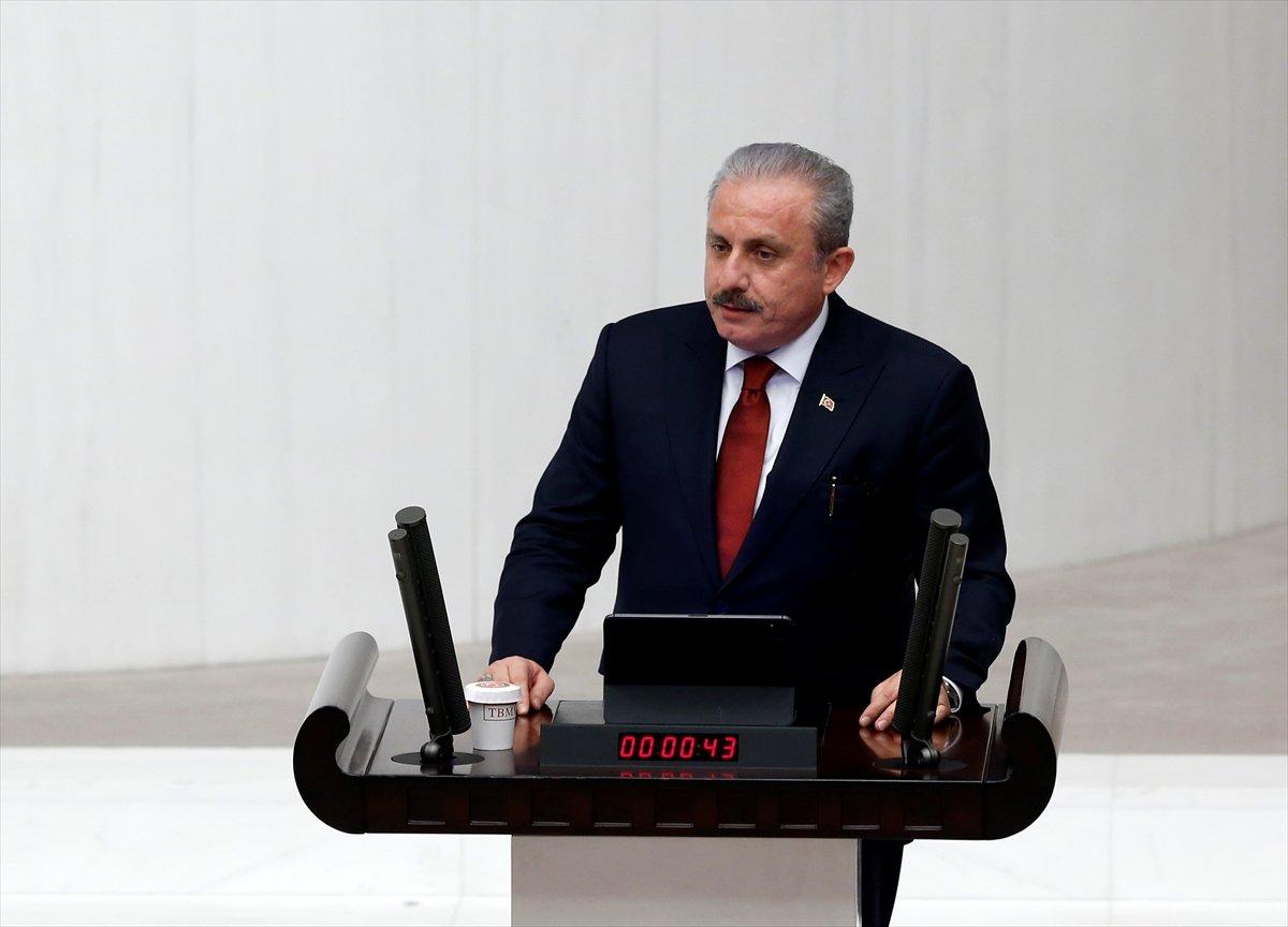 Mustafa Şentop yeniden Meclis Başkanı oldu #2