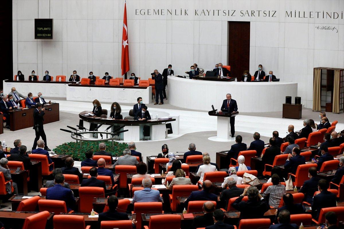 Mustafa Şentop yeniden Meclis Başkanı oldu #4