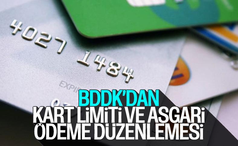 BDDK kredi kartlarıyla ilgili yeni düzenleme yaptı