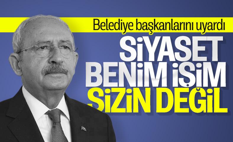 Kılıçdaroğlu, CHP'li belediyelerle buluştu