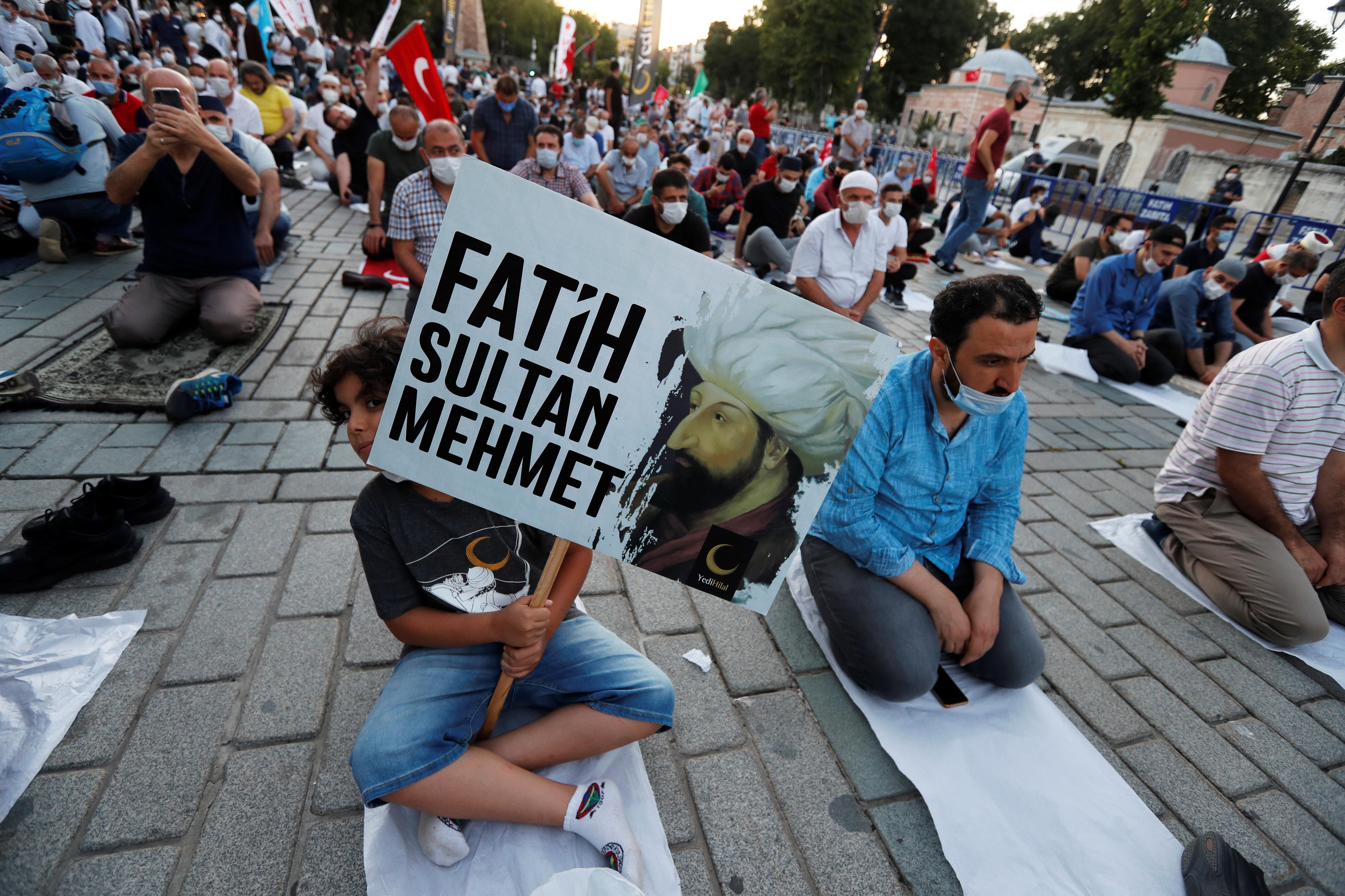 Alman basını: Erdoğan, İstanbul'un ikinci Fatih'i #2