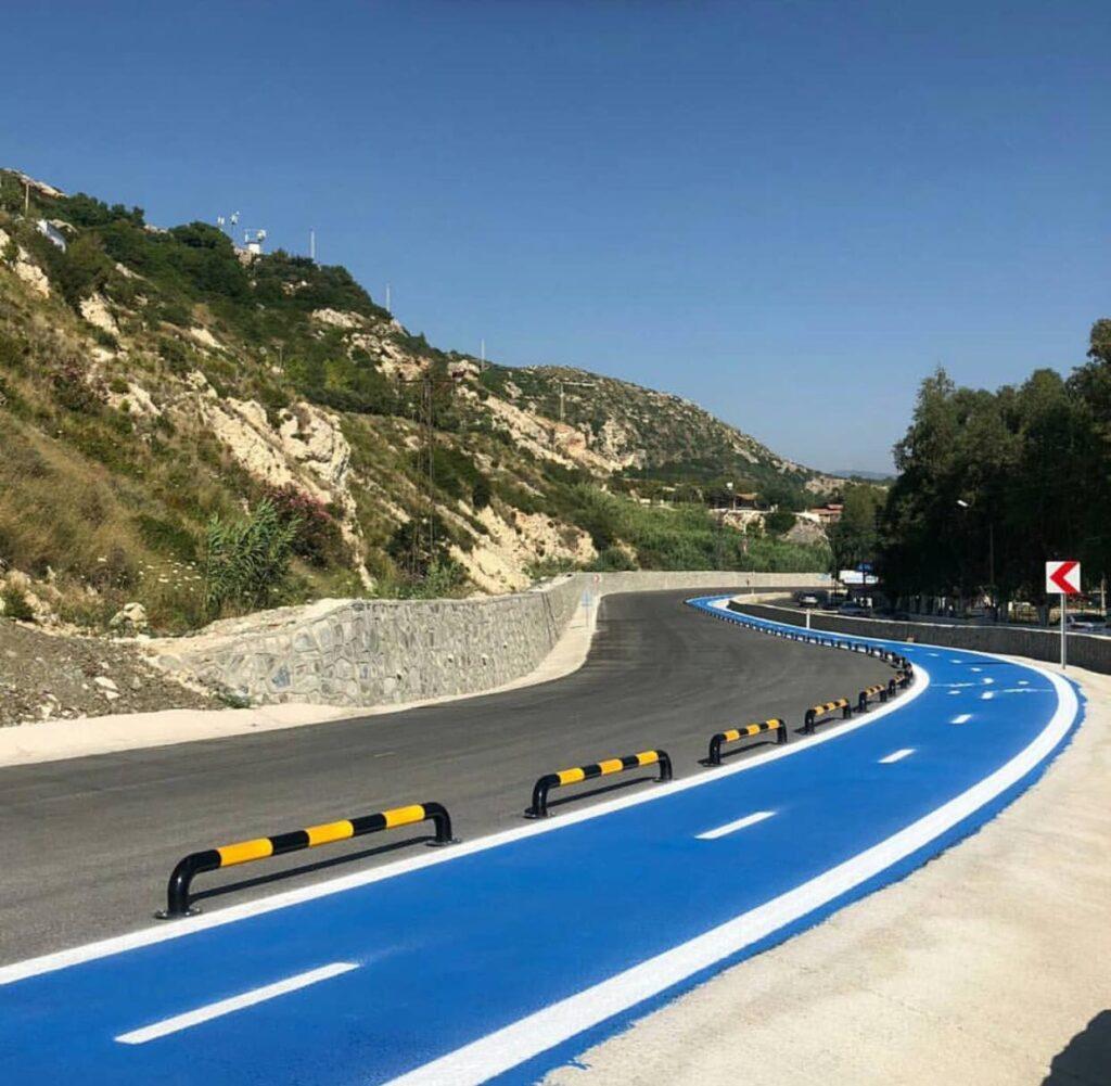 Hatay'da Samandağ-Arsuz yolu açılıyor #2