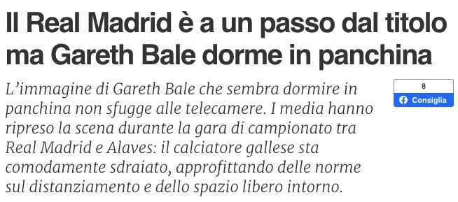 Gareth Bale yedek kulübesinde uyudu #2