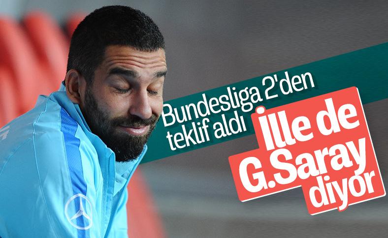 Hannover 96, Arda Turan'ı istiyor