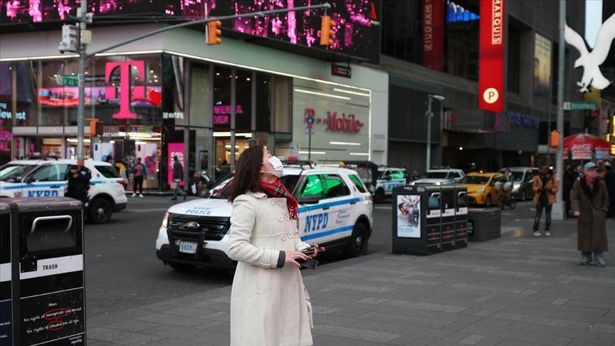 New York'ta 4 ay sonra koronadan ölen olmadı #1