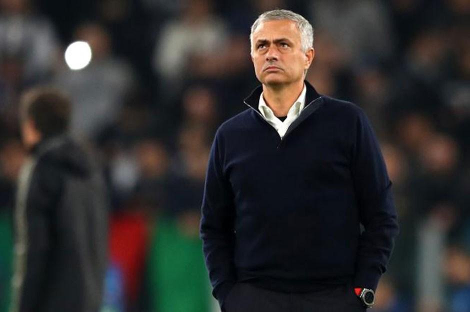 Mourinho: Avrupa Ligi, benim için yeterli değil #1