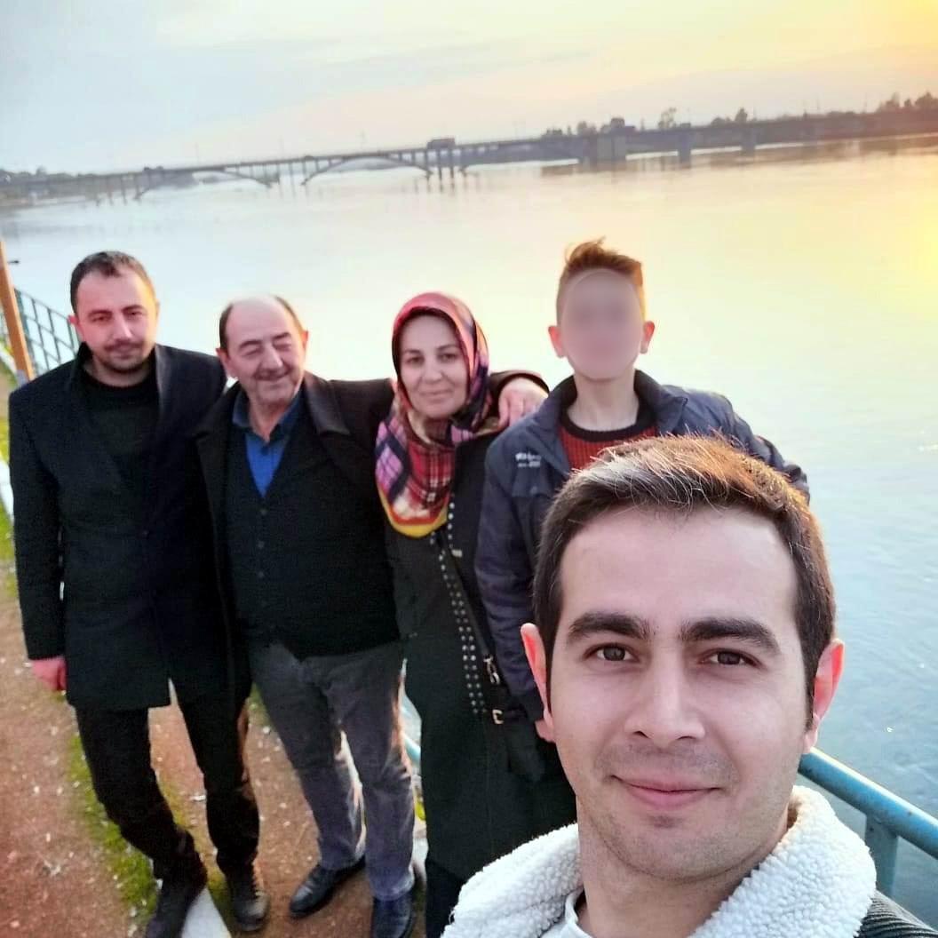 Kayseri'de kaza yapan polis memuru hayatını kaybetti #4