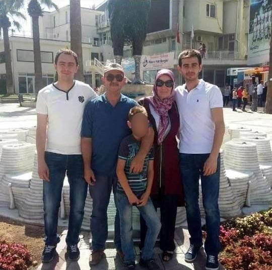 Kayseri'de kaza yapan polis memuru hayatını kaybetti #3