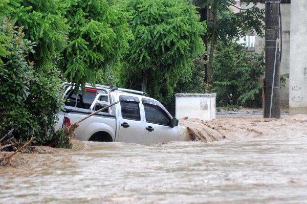 Süleyman Soylu: Rize'de 11 yaralı var, 1 kişi kayıp #1
