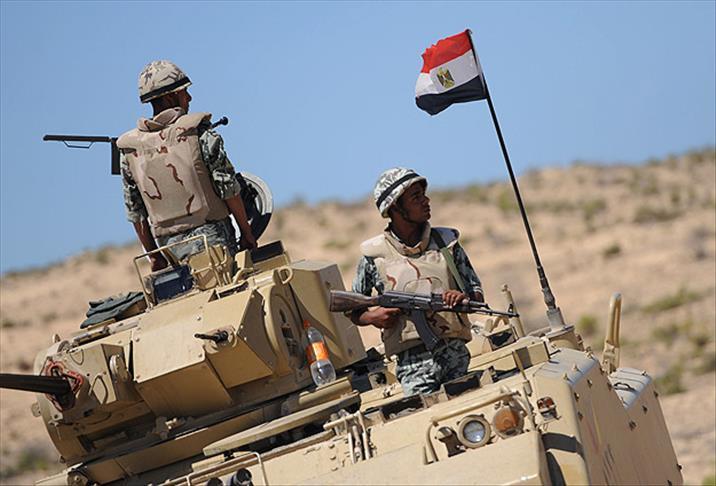 Hafter yanlısı meclis Mısır'ı askeri müdahaleye çağırdı #1