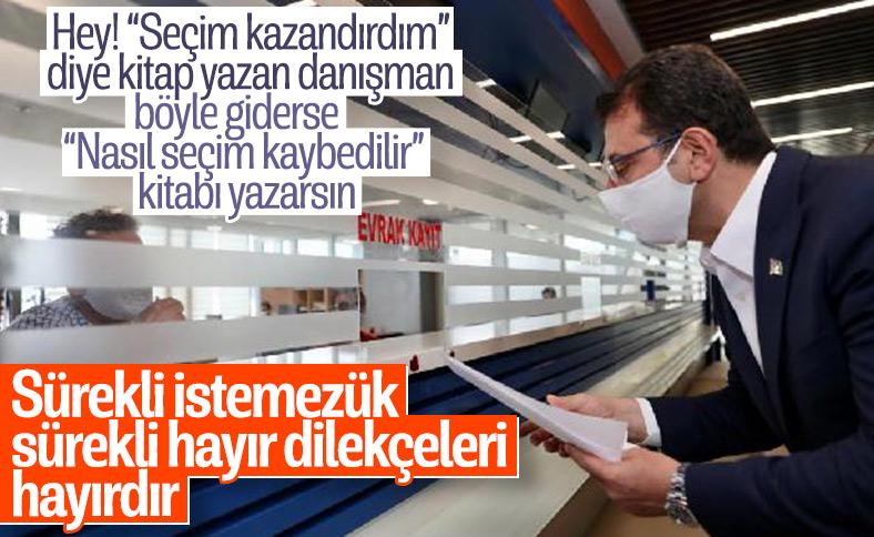 İmamoğlu'dan Kanal İstanbul projesi için itiraz dilekçesi