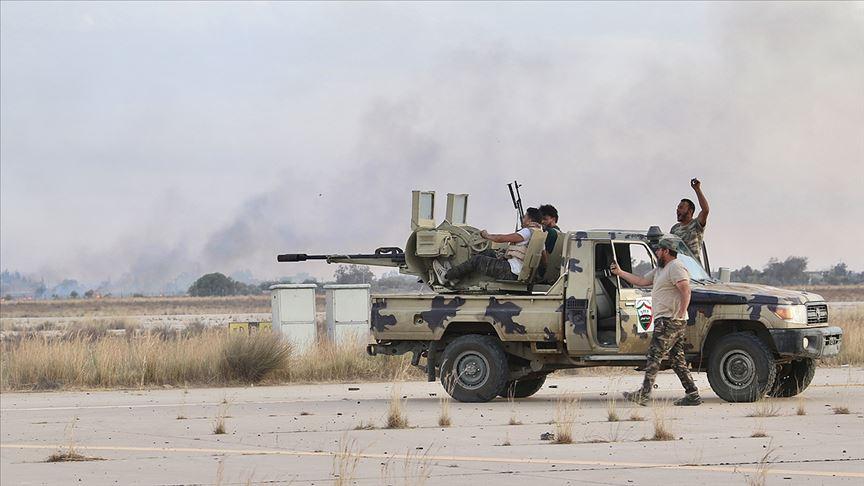 Hafter yanlısı meclis Mısır'ı askeri müdahaleye çağırdı #2