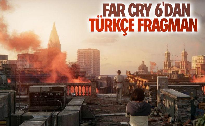 Far Cry 6'dan Türkçe alt yazılı fragman