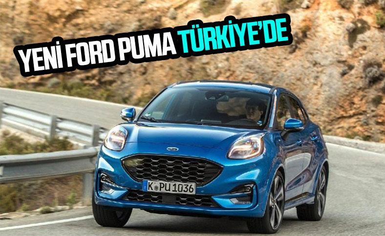 Yeni Ford Puma'nın Türkiye fiyatı belli oldu
