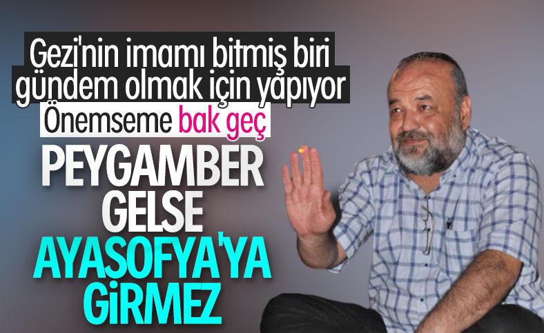 İhsan Eliaçık, Ayasofya kararını küstahça yorumladı