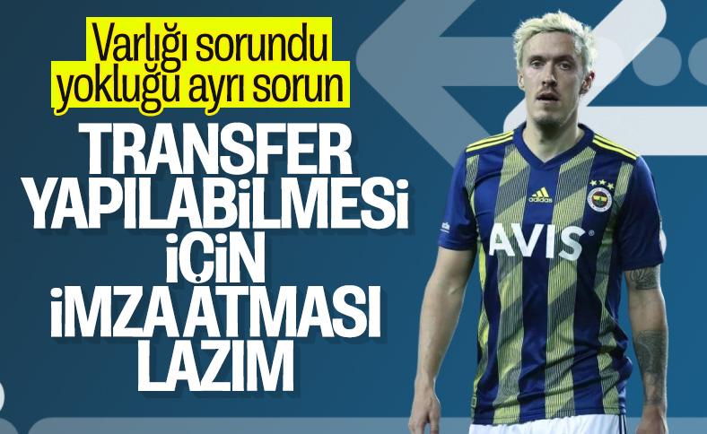 Fenerbahçe'de Kruse krizi