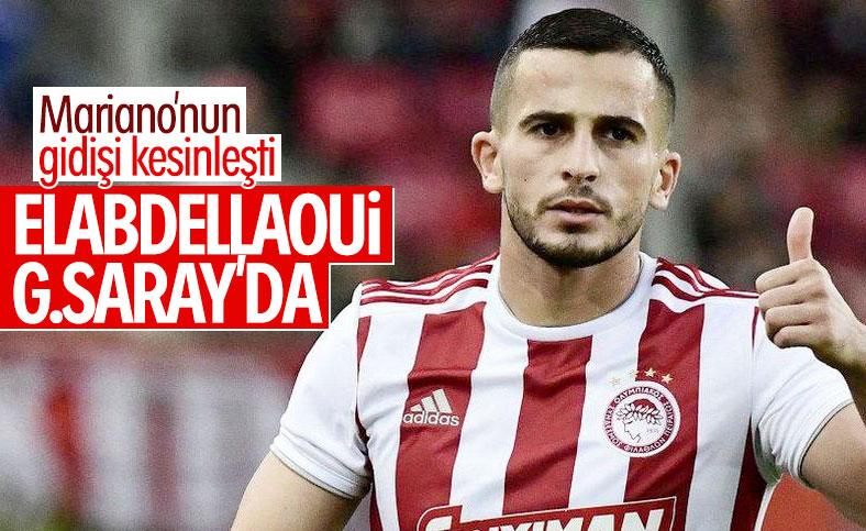 Galatasaray, Omar Elabdellaoui ile anlaştı