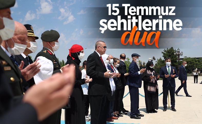 Cumhurbaşkanı Erdoğan, Gazi Meclis'te