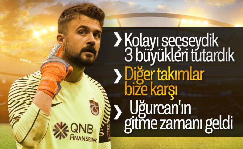 Onur Kıvrak: Trabzon, 4 değil 12 takıma karşı savaşıyor
