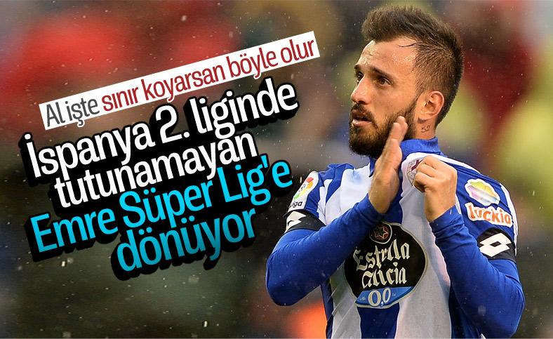 Emre Çolak, Süper Lig'den teklifler alıyor